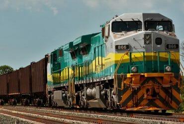 Quais os principais tipos de vagões de trem