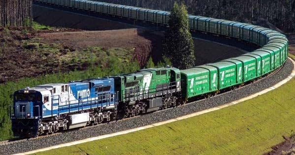 Importância das ferrovias no agronegócio