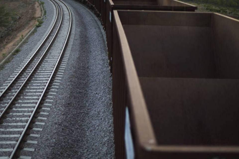 Porque o Brasil não usa as ferrovias?