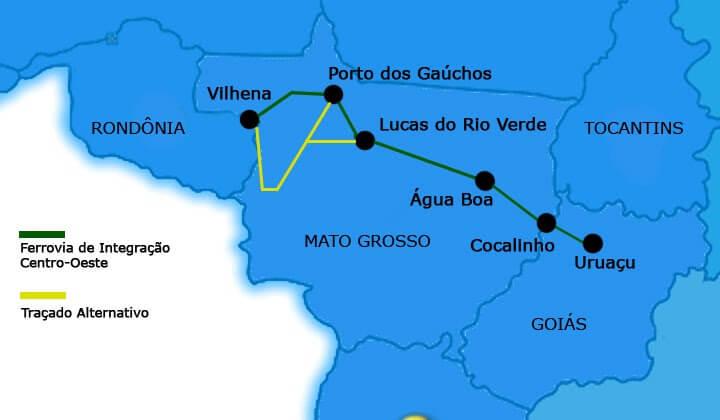 FICO (Ferrocarril de integración del medio oeste)