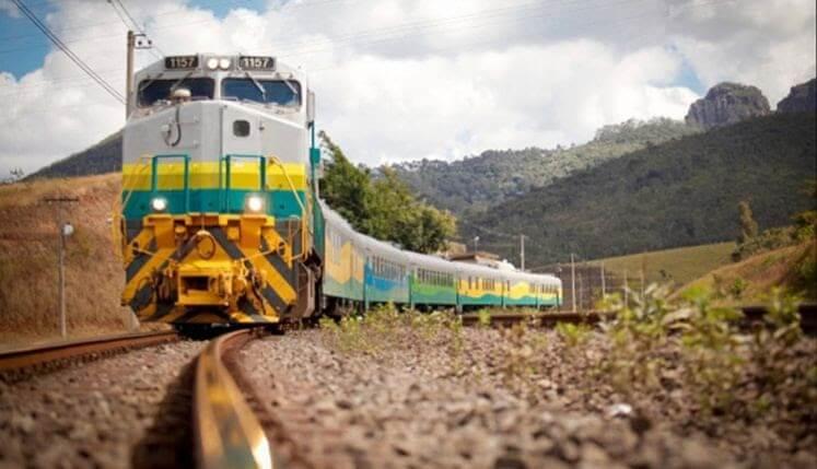 ferrovias no brasil Estrada de Ferro Carajás