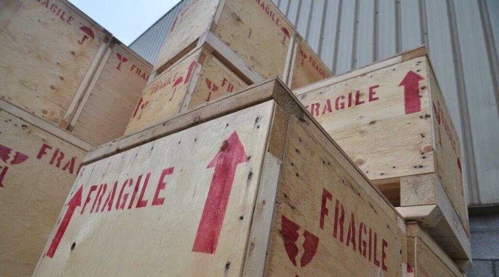 3 - Cuidados necessários com a carga