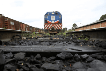 Como funciona a logística ferroviária