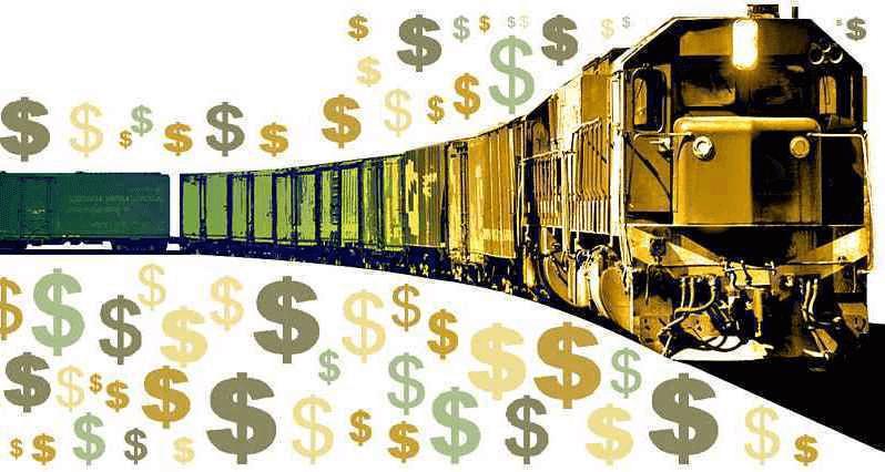 Importância financeira do setor ferroviário brasileiro