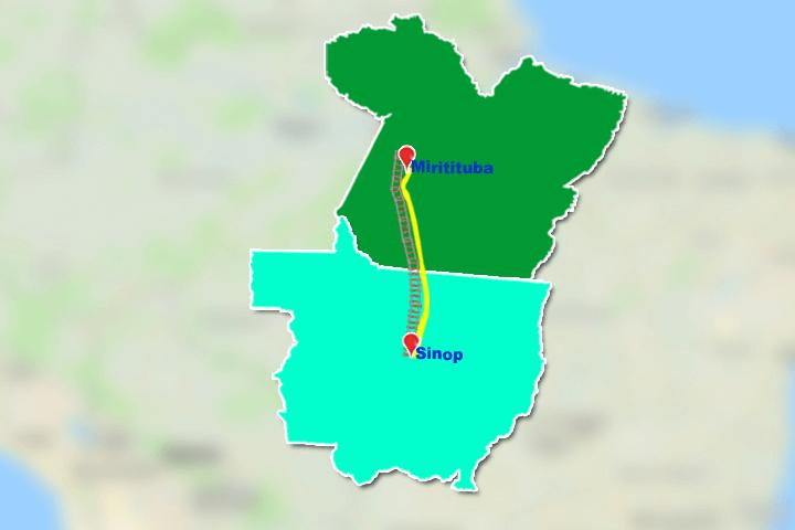 Ferrogrão Quais são os Projetos de ferrovias no brasil em andamento?