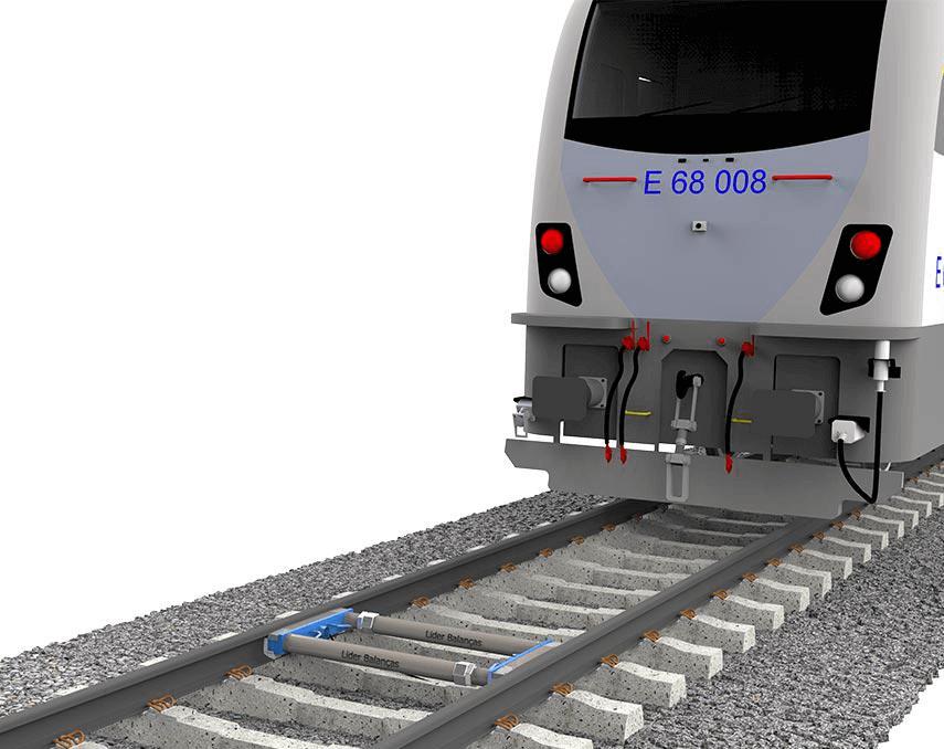 Regulação das balanças ferroviárias