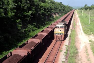 Ferrovia e Mineração de ferro no Brasil