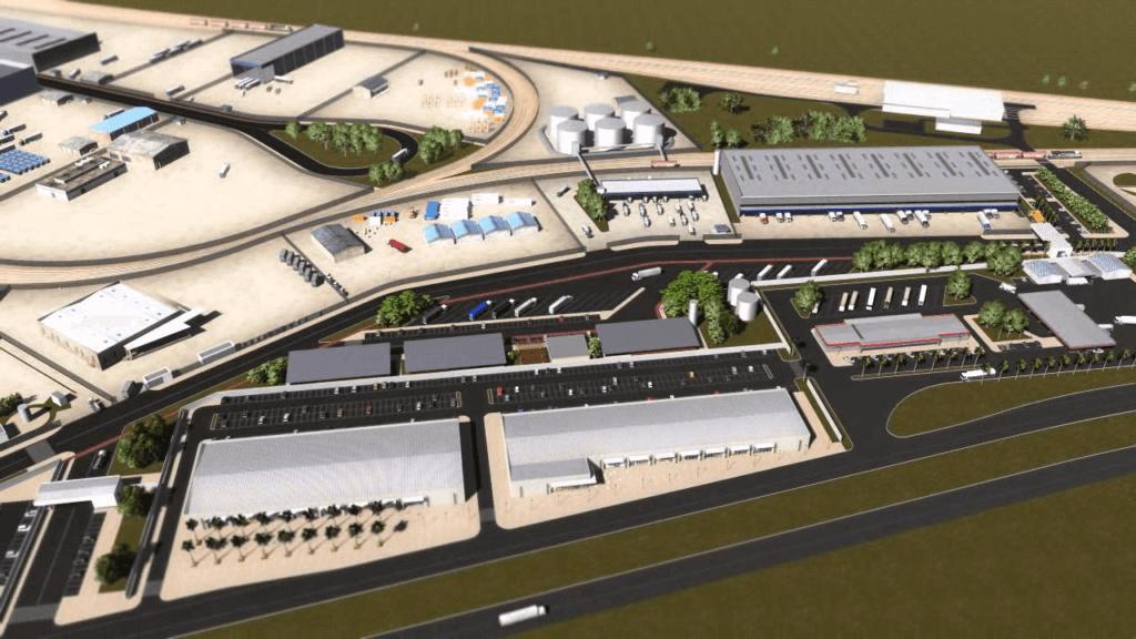 Terminal Intermodal