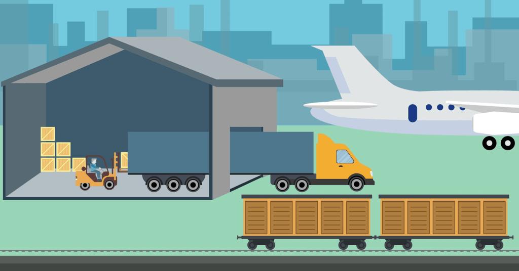 Importância para a logística