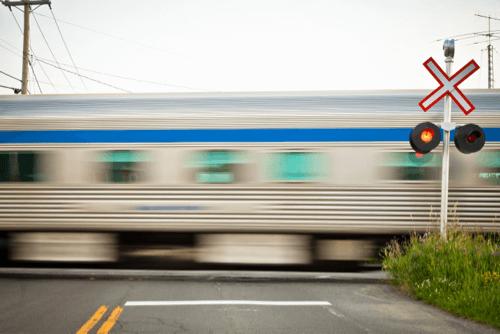 Velocidade das operações na malha ferroviária no porto de santos