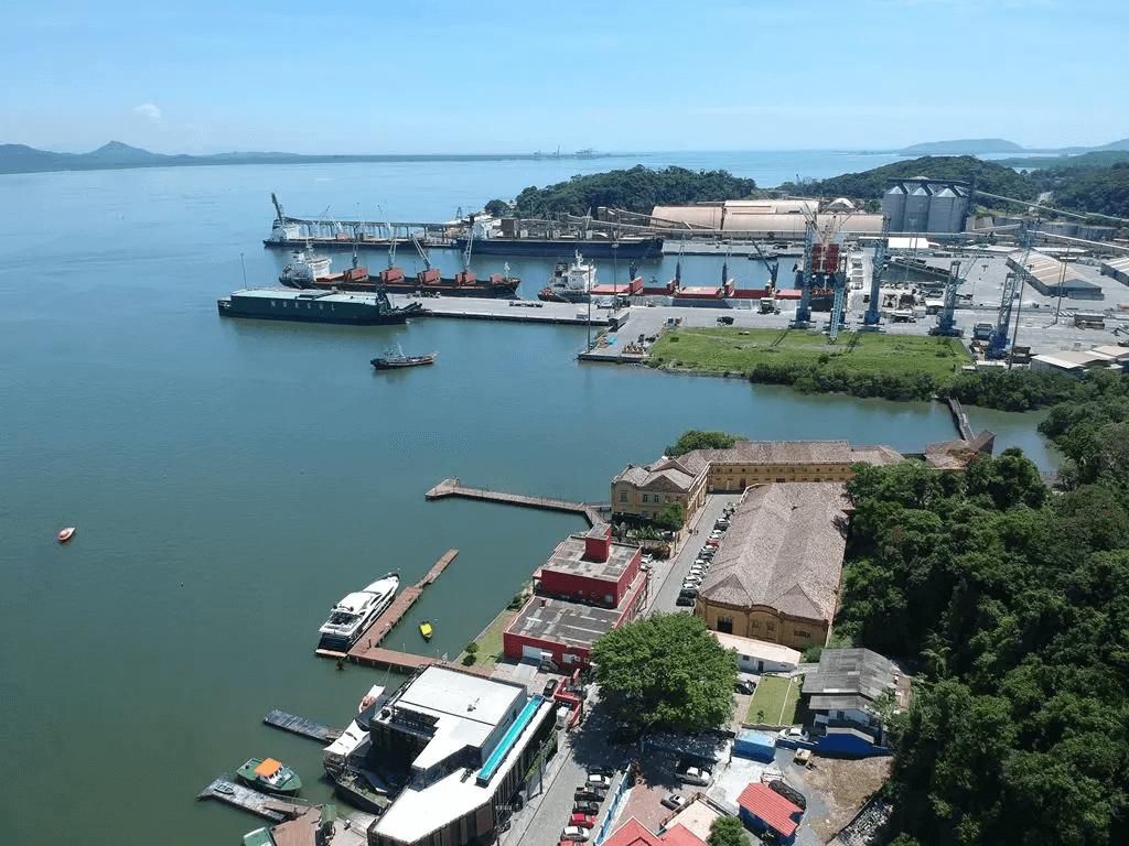Porto de São Francisco do Sul
