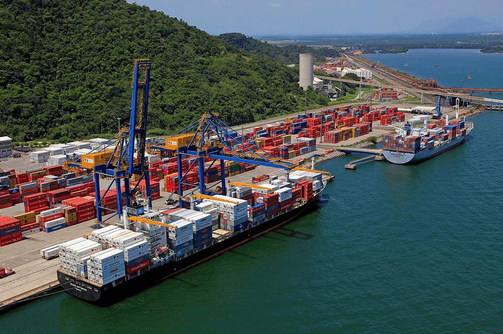 Puerto de Itaguaí