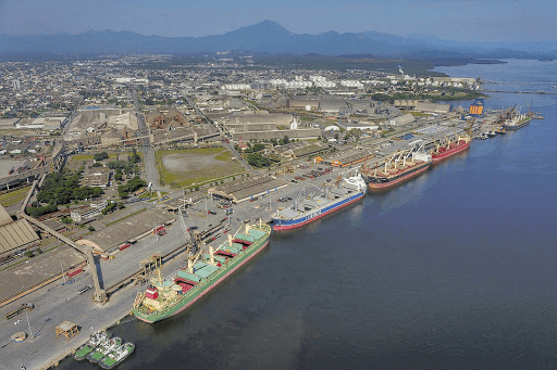 Porto de Paranaguá principais portos brasileiros