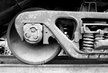 5 dicas de como evitar desgaste da roda de trem
