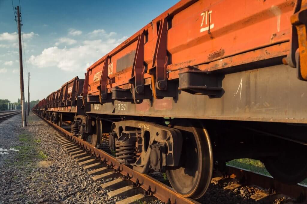 células de carga para balanças - trem em pesagem dinâmica