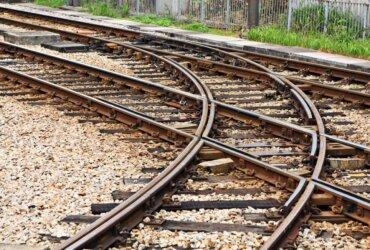 manobras ferroviárias - trilhos